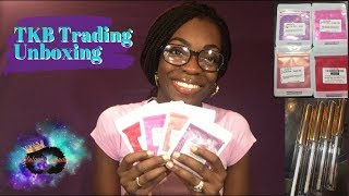 TKB Trading Unboxing Mini Haul !!! ( New Lip Gloss Tubes)