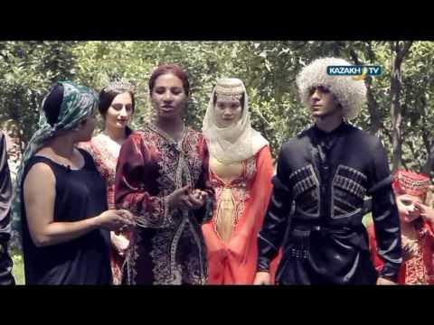 """Kazakhstan:recipe for friendship"" #14 (24.08.2016) - Kazakh TV - ru"