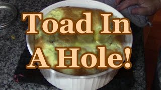 """""""upside Down Toad In A Hole"""""""