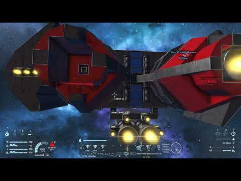 Space Engineers S4E11 It Sort Of Flies
