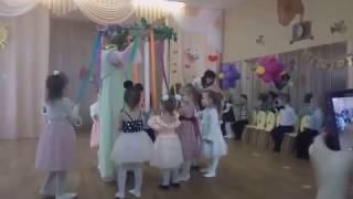 """Утренник 7 группы """" Морские звездочки"""" """"8 МАРТА""""."""