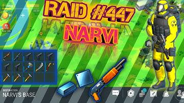 Raiding Narvi, LDoE 1.16.5