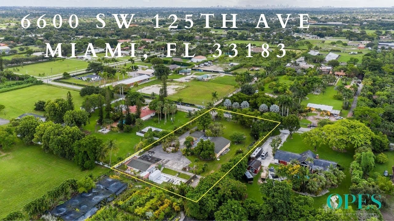 6600 SW 125th Ave Miami, FL 33183
