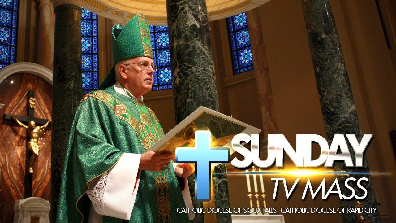 Sunday TV Mass - September 8, 2019 - Twenty Third Sunday in