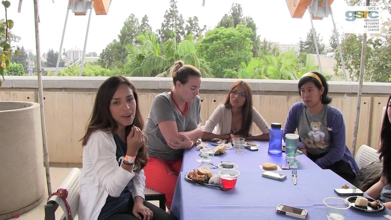 Ucla Grad Students