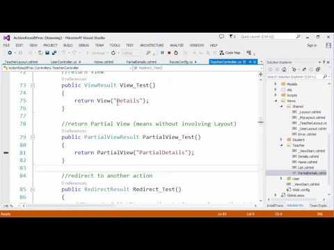 ASP NET MVC - Part 14 (Partial Views)