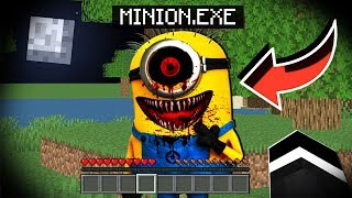 I Accidentally Summoned The Minion.exe In Minecraft At 300 Am... Scary Minecraft Video