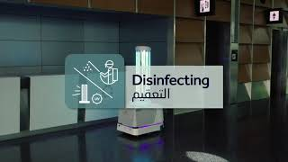New Safety Measures at Hamad International Airport