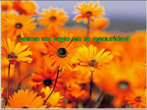 DE REPENTE EL AMOR....R.CARLOS Y LANNI HALL (KARAOKE)