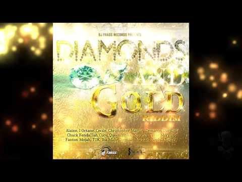 Diamond & Gold Riddim Mix Dr Bean Soundz)[May 2013 DJ Frass] thumbnail