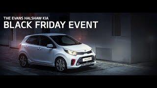 Kia Black Friday Car Deals 2017 Youtube