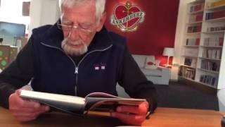 Kapitän Schwandt liest