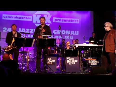 WDR Big Band feat. Randy Brecker & Chris Potter @ Jazzfest Gronau 2012