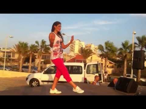 Zumba ® fitness class with Ayelet Naor Rahat Fateh Ali Khan - Habibi ft. Salim Sulaiman
