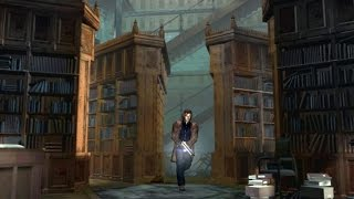 Alone in the Dark The New Nightmare (Карнби) Прохождение Часть 6 ''Библиотека''