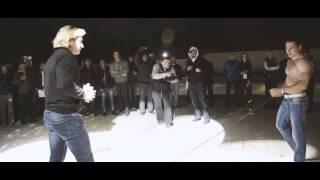 Акробатическое Экстрим шоу на Кубке Яшанькина 2015 | Абрау - Дюрсо