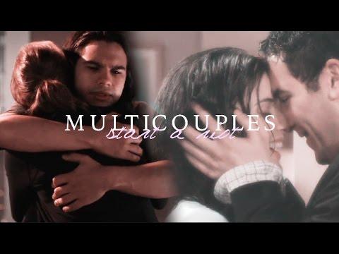 Multicouples   Start A Riot