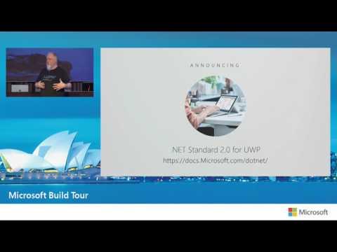 Build Tour Sydney 2017 - Opening Keynote