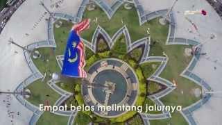 JALUR GEMILANG (video klip)