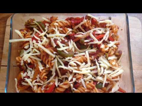 Slimming World Fajita Pasta Recipe (Vlogtober Day 3)
