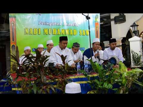 Hadroh Alfi Syahr Maulid Nabi @masjid Al-amin Cipete #1
