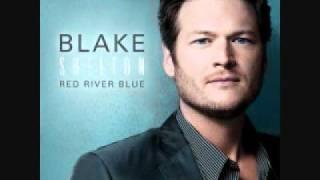 Blake Shelton - God Gave Me You. (Red River Blue)