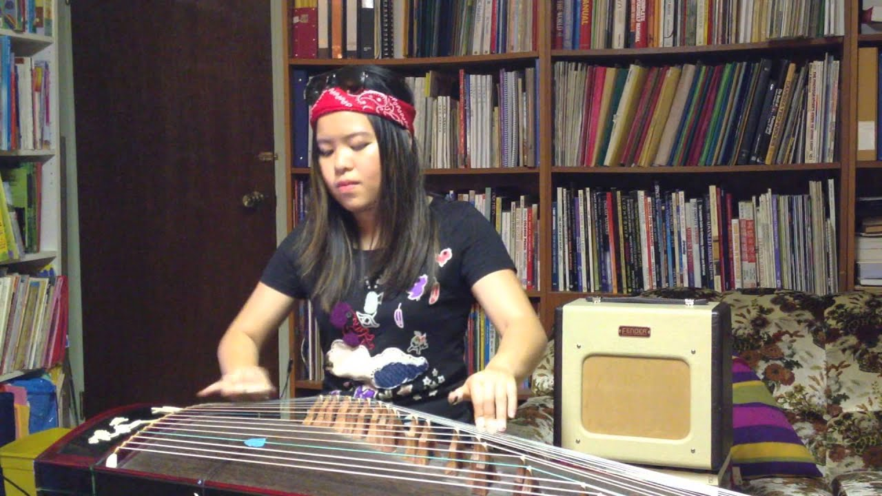 Guns 'N Roses - Sweet Child o' Mine - Guzheng Cover