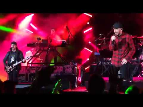 Linkin Park - Rebellion (feat. Daron and Shavo from System of a Down) @ Hollywood Bowl, 10/27/2017