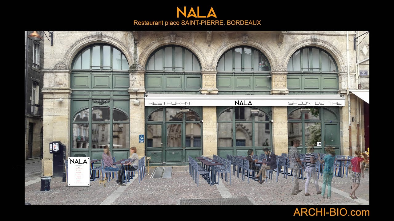 Architecte Bordeaux Rénovation Archi Bio Nala Restaurant Renovation Complete 2018