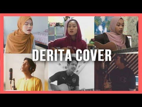 Top DERITA cover - Wani , Fieya , Shahida , Naim , badruzzaman, Haqiem