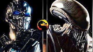 Mortal Kombat X: MKXL/Kombat Pack 2 Open Beta For PC Available NOW! (Mortal Kombat XL)