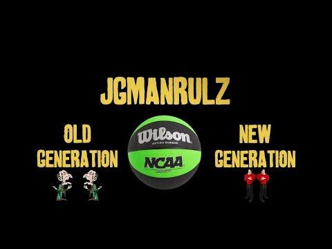 JGManRulz Five Year  Anniversary  - 04 Basketball Game Old School v New School