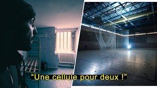 ON PASSE LA NUIT EN PRISON !