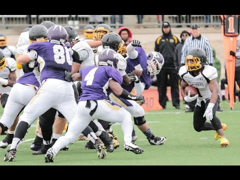 Mt. St. Joe vs St Frances Academy High School Football 2014 SportsMajors.com