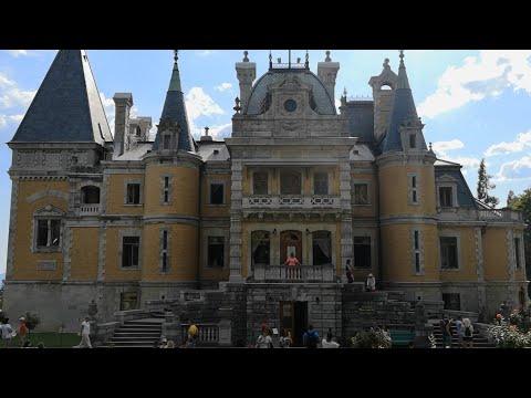 Массандровский дворец крым, дворцы крыма, достопримечательности крыма, массандровский дворец ялта