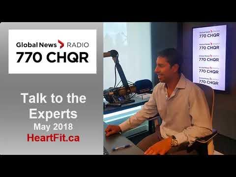 Heart Health Global News Radio Talk to The Experts Diamond Fernandes