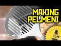 How to make Russian pelmeni - Cooking with Boris