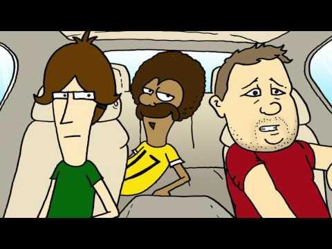 Carpool Karaoke With Pine Vinyl