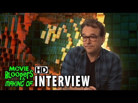 Pixels (2015) Behind the Scenes Movie Interview - Chris Columbus 'Director'
