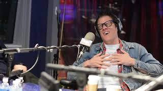 Johnny Knoxville Explains Breaking His Urethra