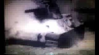 vuclip t-34/76 soviet tank burning!/panzer pornp carnage!