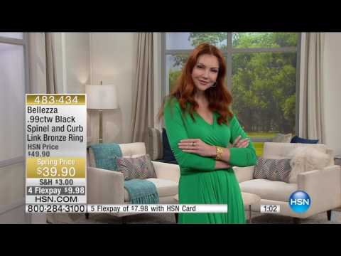HSN | Bellezza Jewelry Collection 03.09.2017 - 01 PM