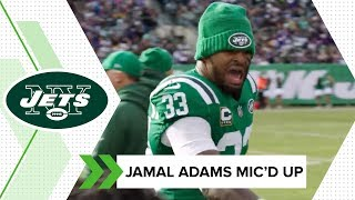 Jamal Adams Mic'd Up: 'I Live for These Moments!' | New York Jets