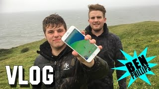 ben phillips   vlog horrific accident playing pokemon go