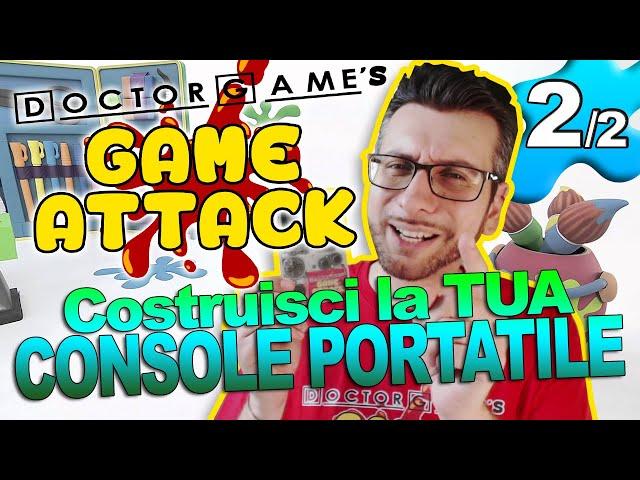 Game Attack: Costruisci la TUA Console PORTATILE - ODROID GO Parte 2
