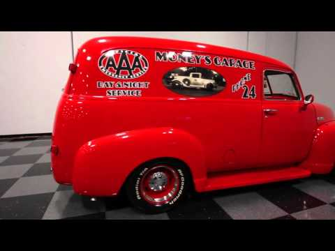 2835 ATL 1951 Chevy Panel Delivery