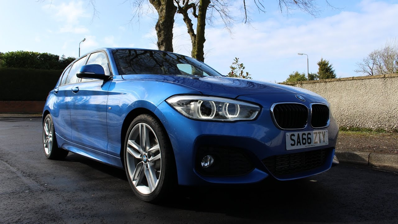 2017 BMW 1 series (F20) 118i review! - YouTube