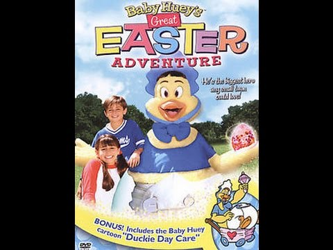Opening To Baby Huey S Great Easter Adventure 2005 Dvd