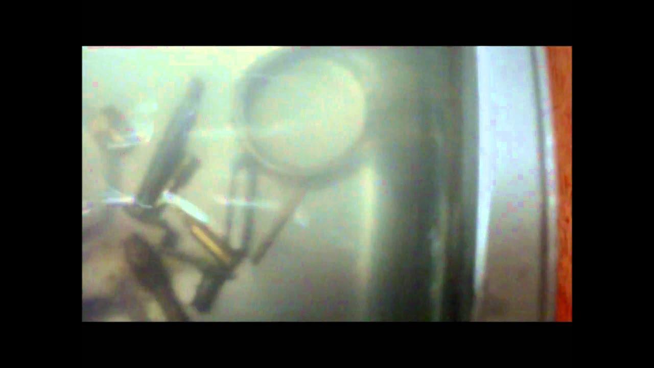 Honda CB750 Carburetor Cleaning wmv