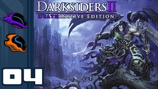 Let's Play Darksiders 2: Deathinitive Edition - PS4 Gameplay Part 4 - Minion Master